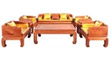 宏木方书房家具