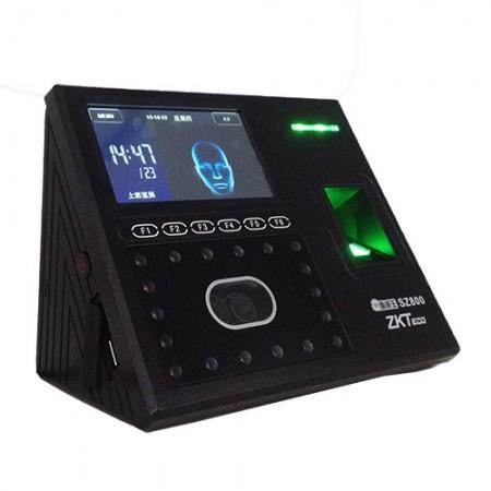 中控智慧SZ800人脸面部识别考勤机简单门禁功能销售