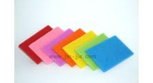 彩色含砂百洁布销售