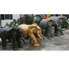 保定动物铜雕生产