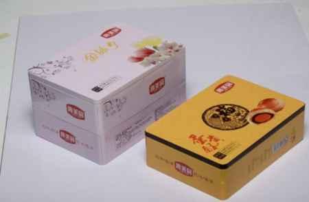 精美月饼铁盒生产厂家
