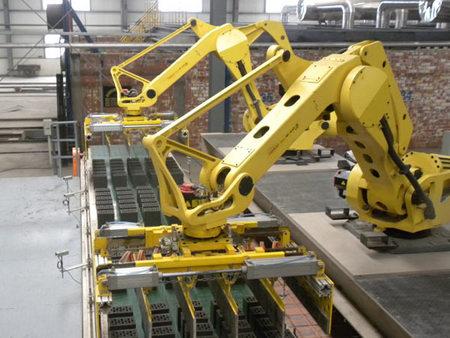 机器人手臂生产