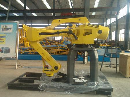 智能机器人生产