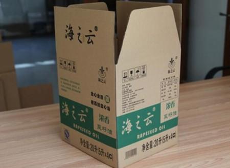 上海纸箱包装
