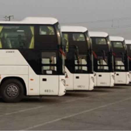 广东珠海通勤班车租赁