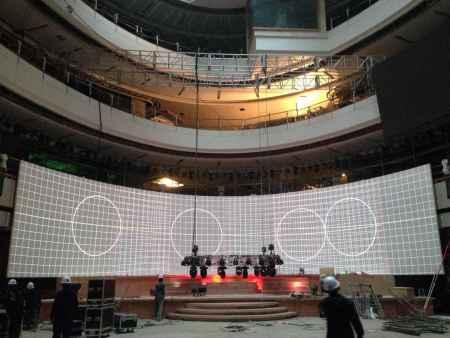 北京舞台LED大屏租赁公司