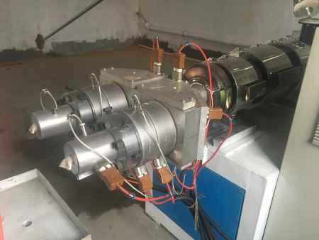 PVC电工管生产线