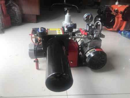 空气雾化燃油机