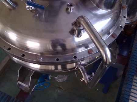 锥形螺带干燥机
