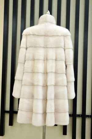 水貂皮裘皮大衣
