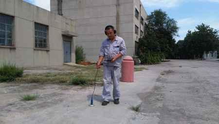 暖气管道漏水检测