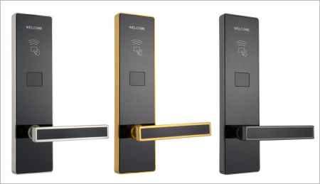 电子感应门锁生产