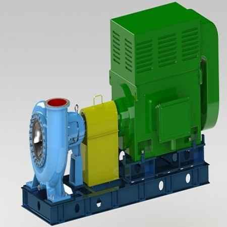 LCB系列卧式高效烟气脱硫循环泵生产厂家