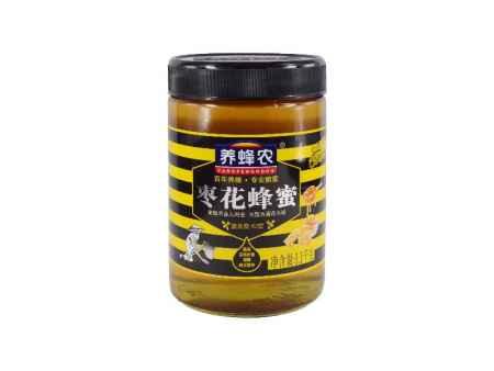 枣花蜂蜜供应商