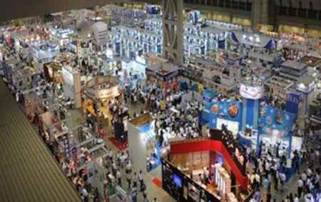 8月日本国际水产展