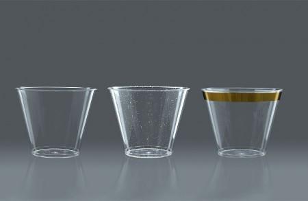 一次性塑料杯子