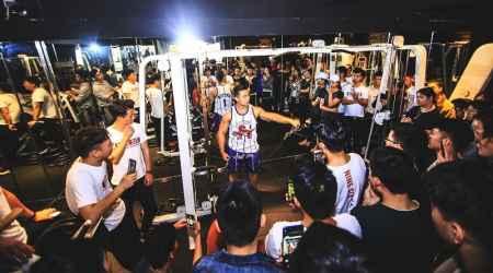 健身教练培训中心