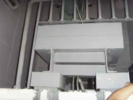 青岛中水泵房减振降噪
