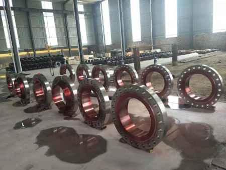 河北各种材质法兰管板供应价格