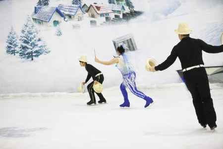 湖南滑雪项目
