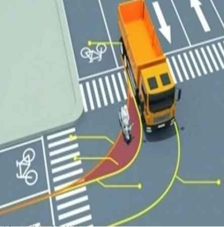 山西工程车盲区主动探测及防护系统供应