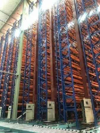 自动化立体仓储供应商