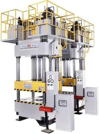 四柱液压机生产商