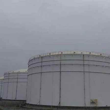 大型化工储罐维护涂装施工