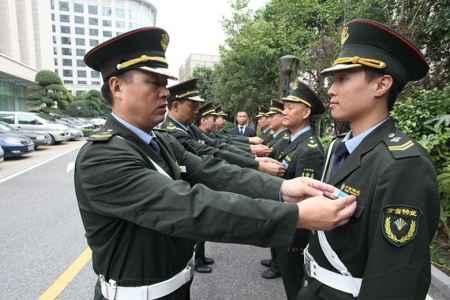 武汉安保服务选哪家