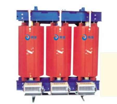变电工程三相树脂绝缘干式变压器