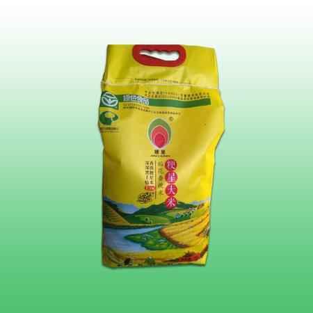 东北大米5kg编织袋