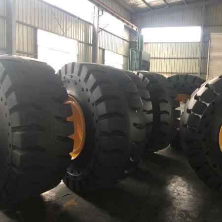 装载机实心轮胎供应商