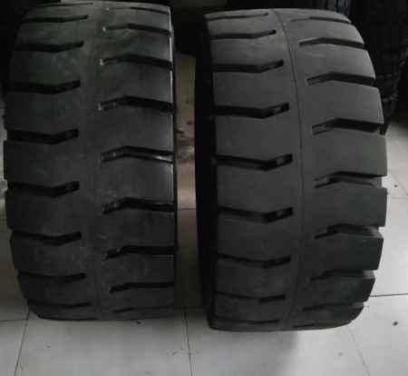 有色金属矿专用实心轮胎销售