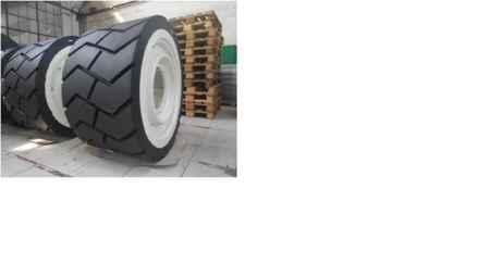 山东支架搬运车实心轮胎供应商