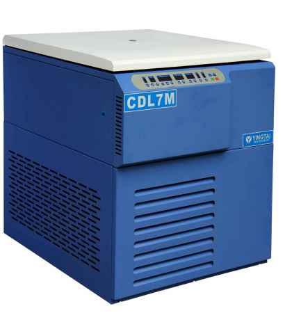 CDL7M超大容量冷冻离心机