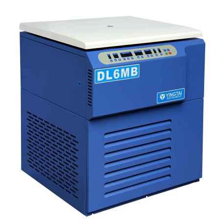 DL6MB低速大容量冷冻离心机销售
