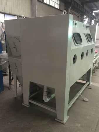 多工位手动喷砂机生产厂家