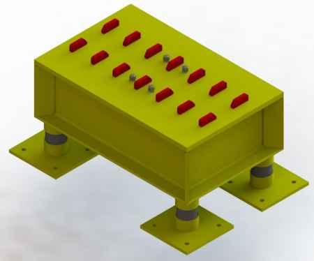 混凝土构件振动单元销售